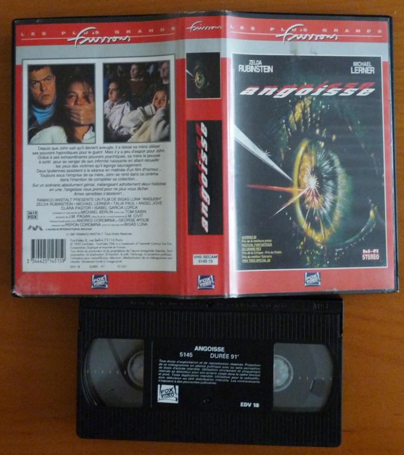 quelques VHS à vendre P1100134