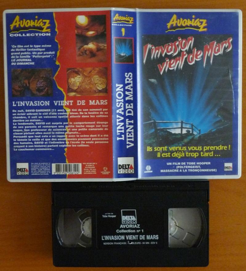 quelques VHS à vendre P1100136