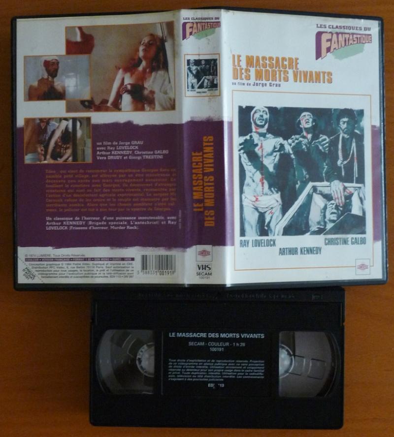 quelques VHS à vendre P1100137