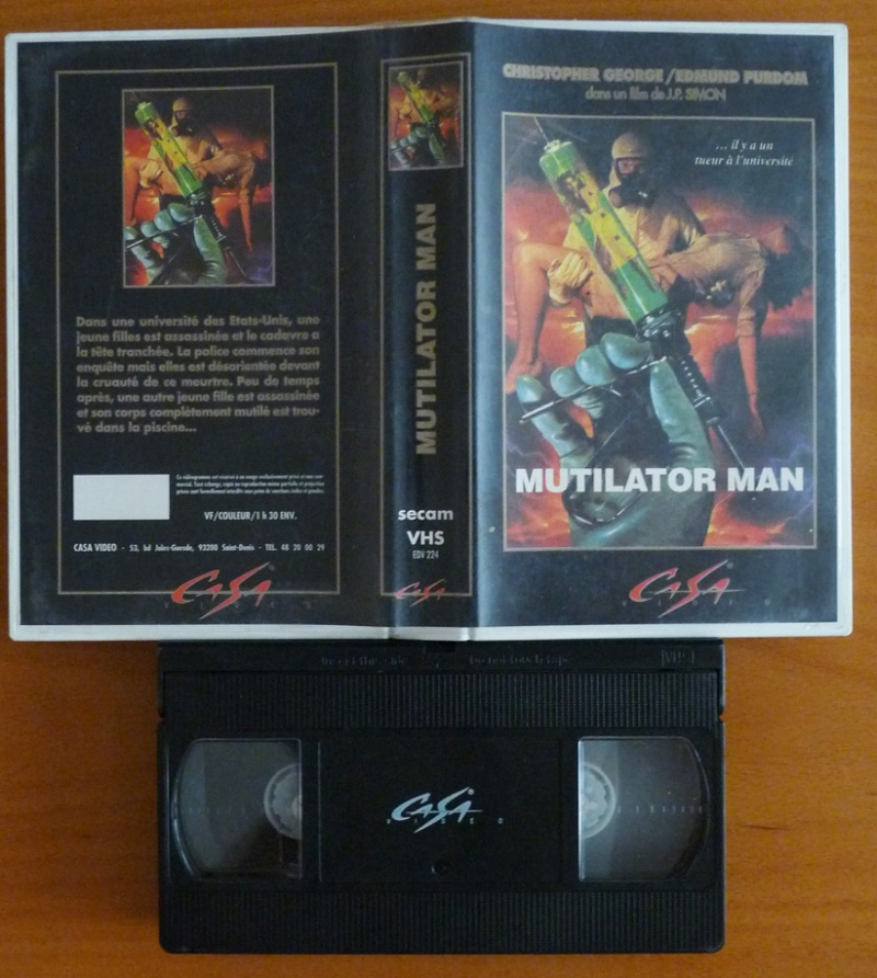 quelques VHS à vendre P1100139