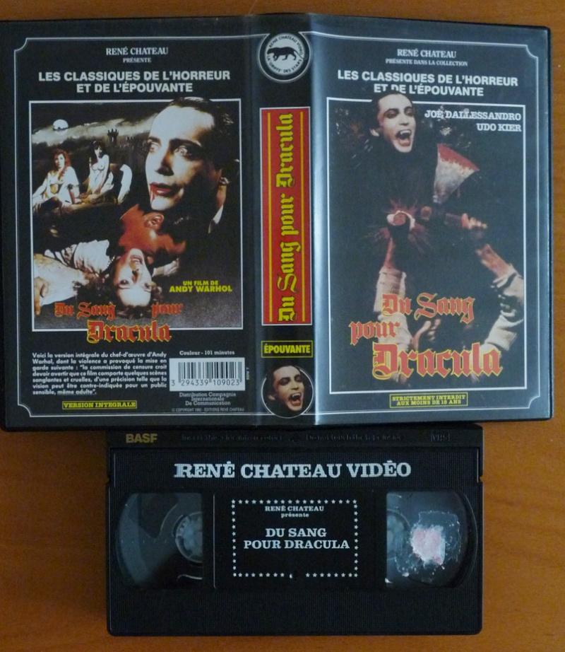 quelques VHS à vendre P1100142
