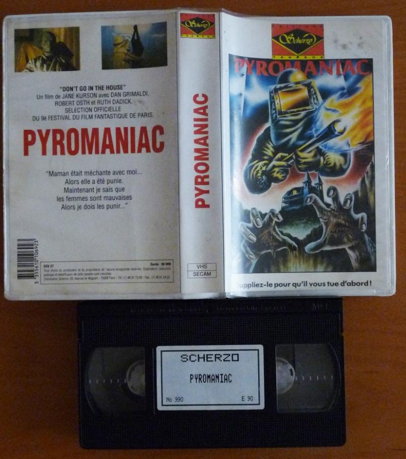 quelques VHS à vendre P1100144