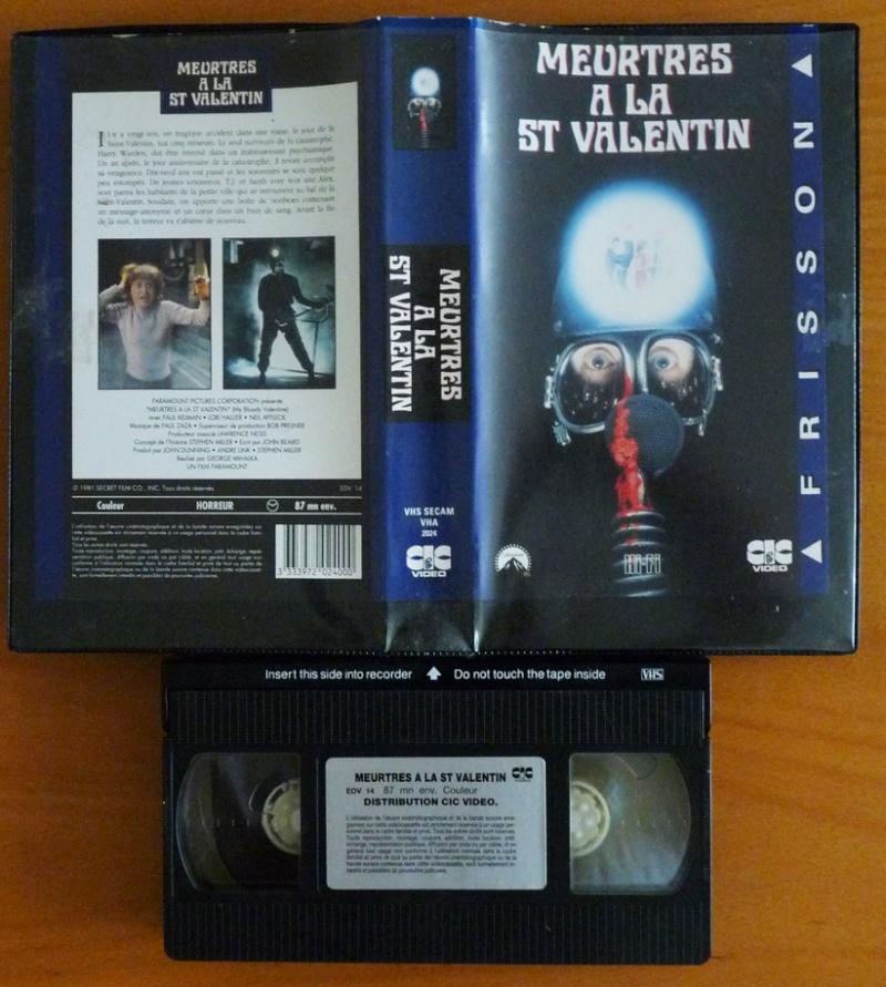 quelques VHS à vendre P1100145