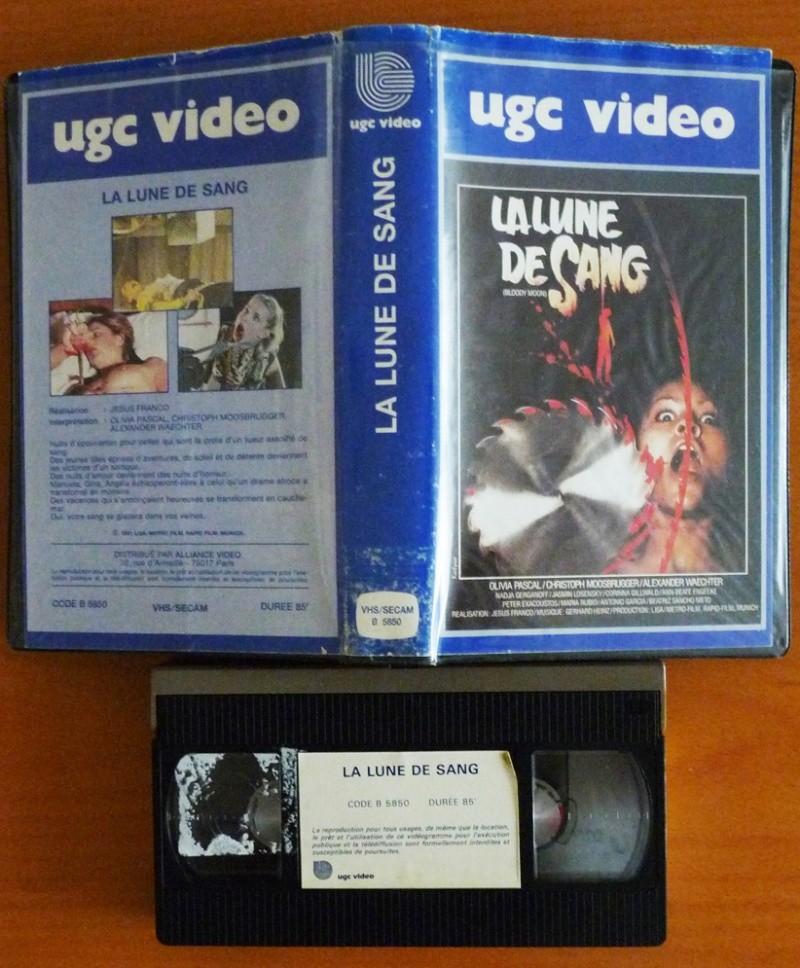 quelques VHS à vendre P1100146