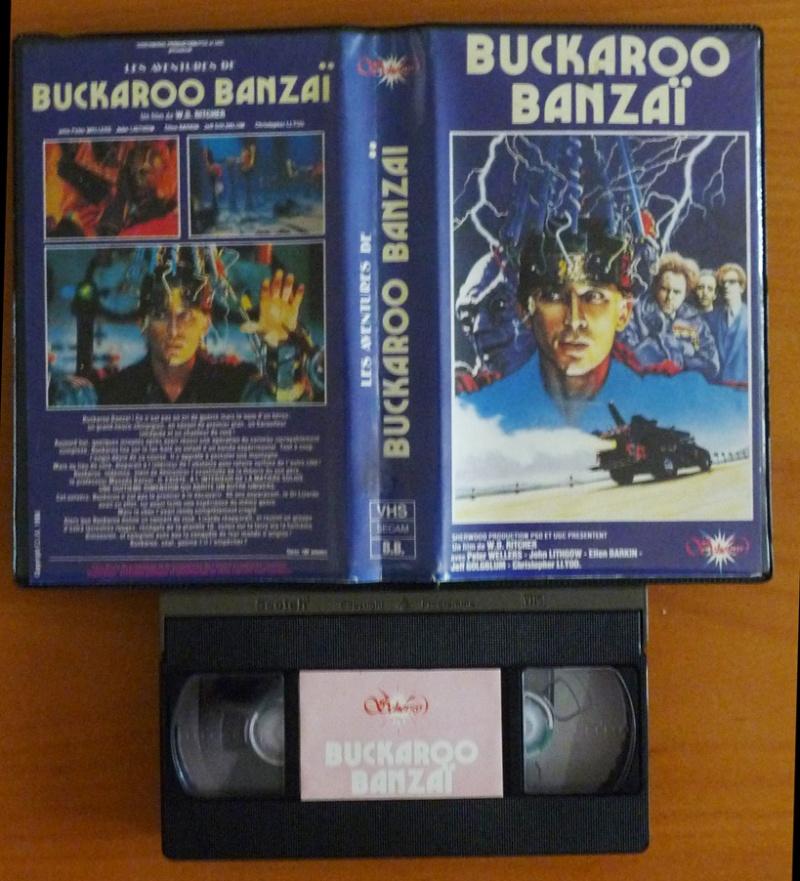quelques VHS à vendre P1100147