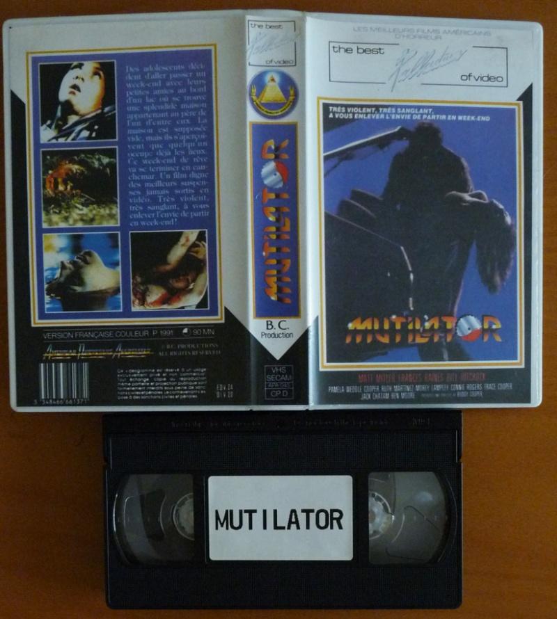 quelques VHS à vendre P1100148