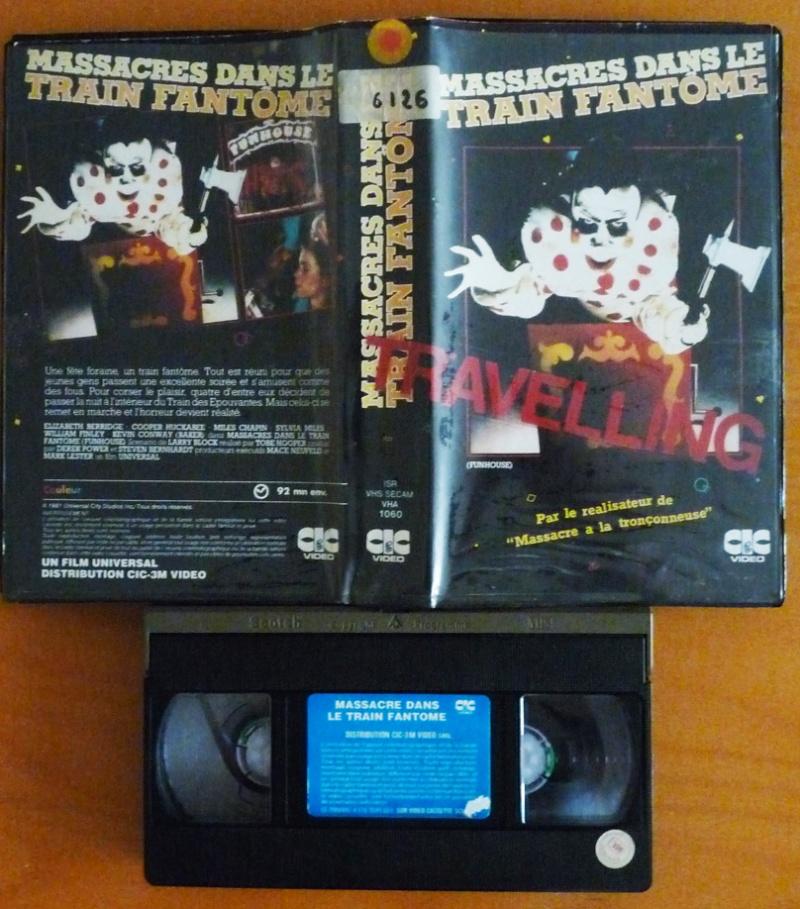 quelques VHS à vendre P1100152
