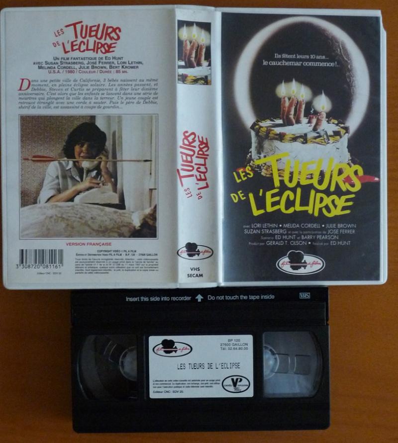 quelques VHS à vendre P1100153