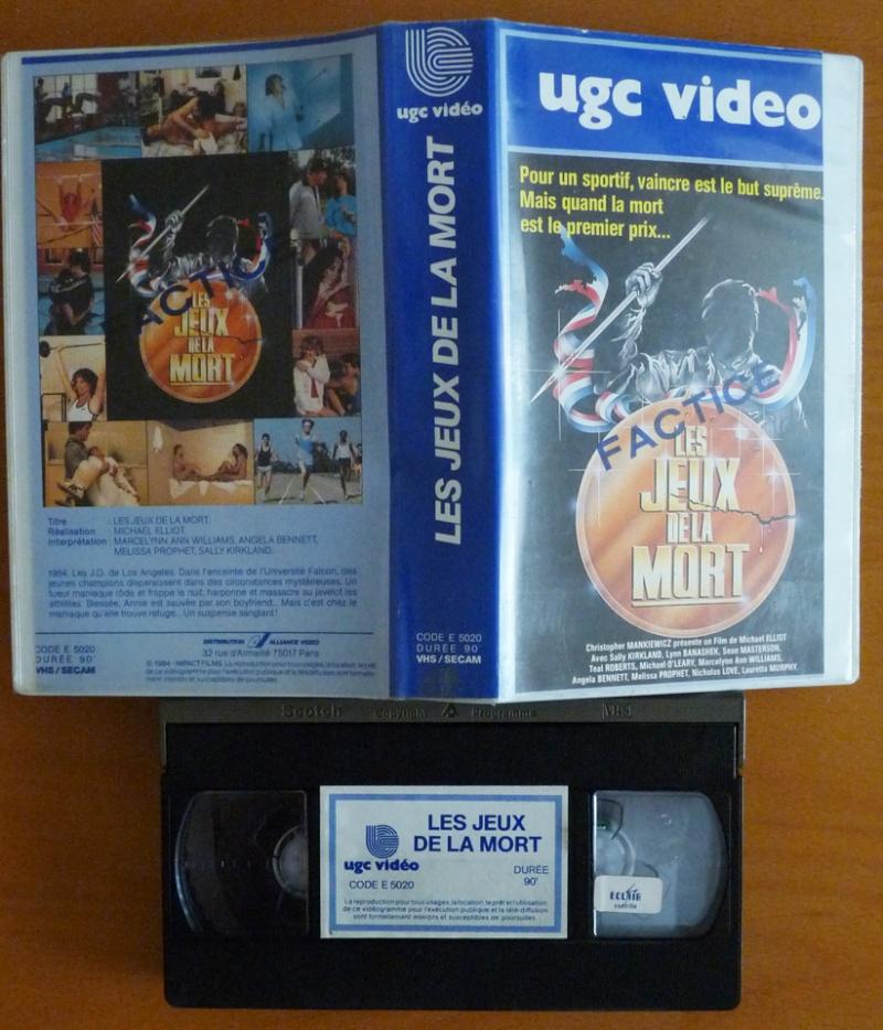 quelques VHS à vendre P1100154