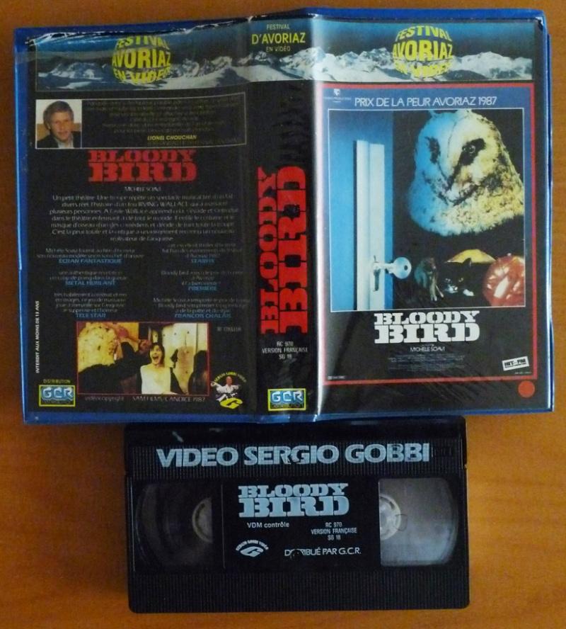 quelques VHS à vendre P1100155
