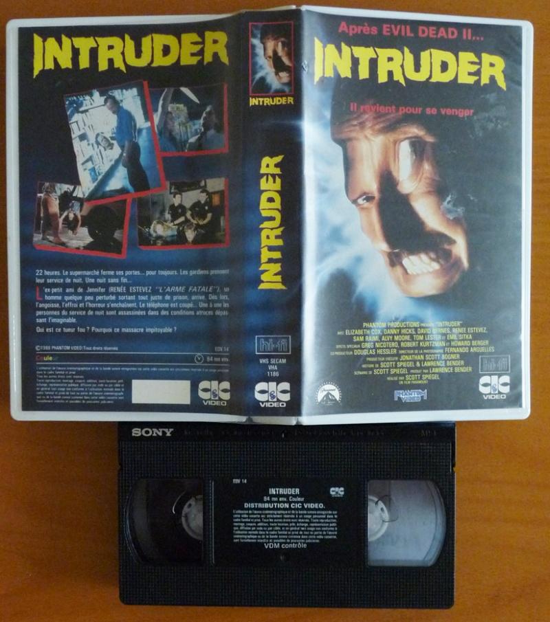 quelques VHS à vendre P1100156