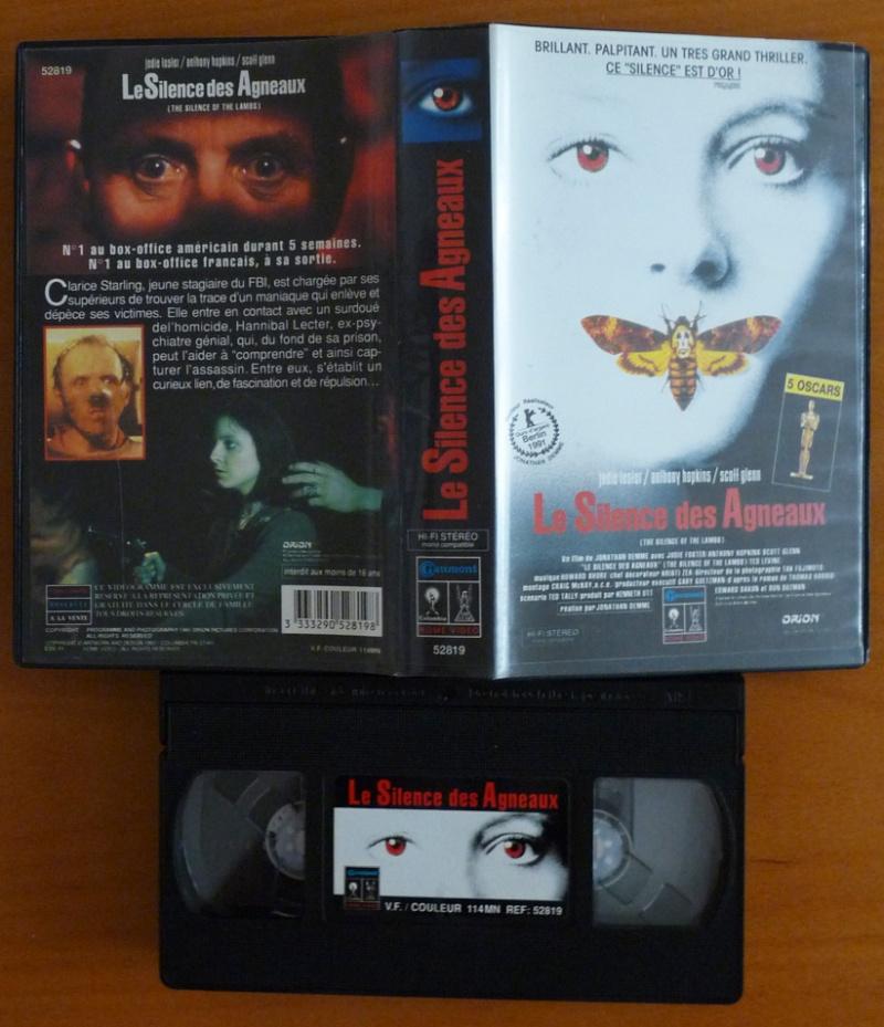 quelques VHS à vendre P1100211