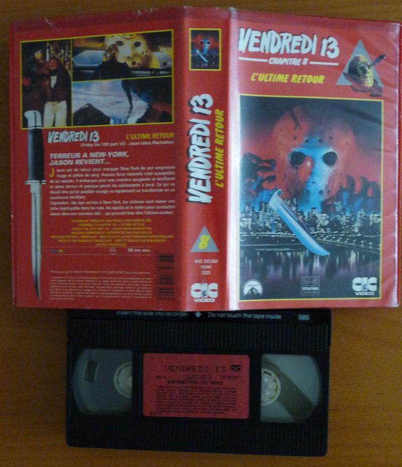 quelques VHS à vendre P1100214