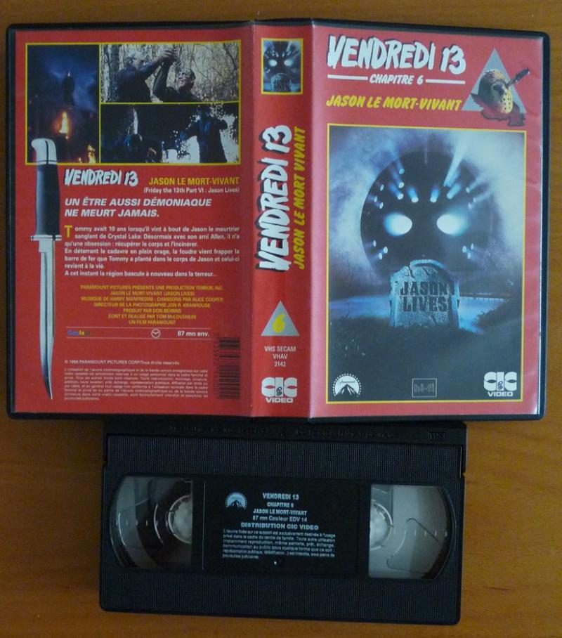 quelques VHS à vendre P1100215