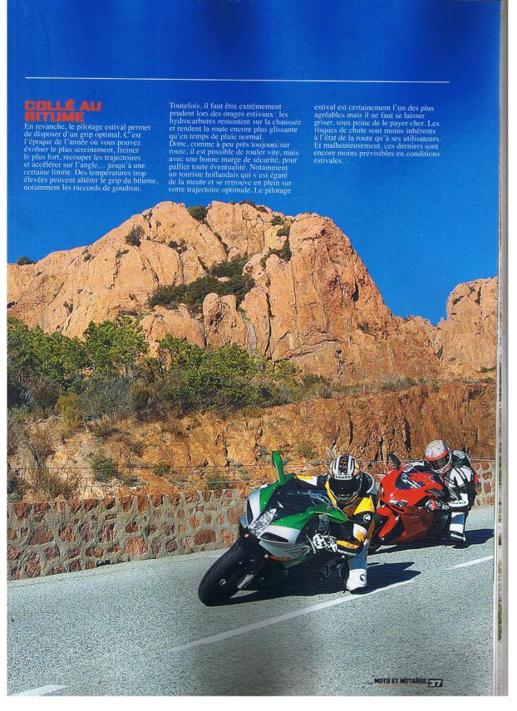 n° spéciale de Moto et Motards Tornad10