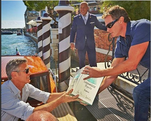 George Clooney and Rande Gerber's Casamigos tequila GENERAL THREAD - Page 8 Casa11