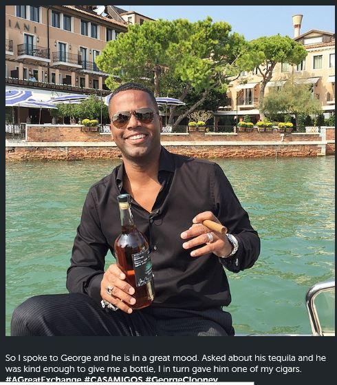 George Clooney and Rande Gerber's Casamigos tequila GENERAL THREAD - Page 9 Casa12