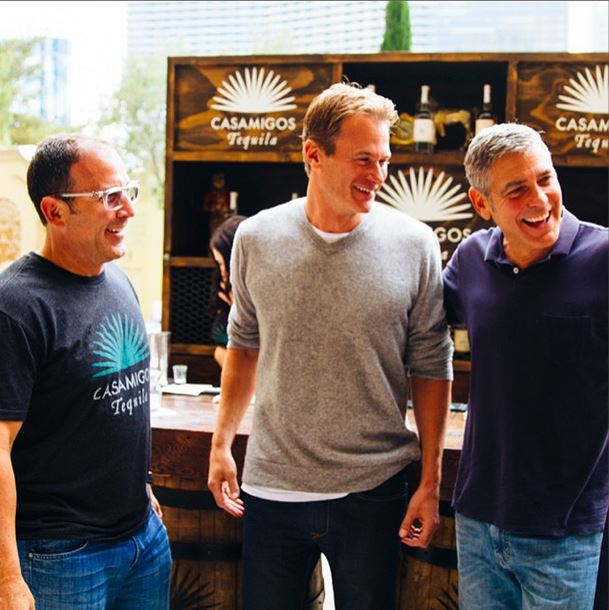 George Clooney and Rande Gerber's Casamigos tequila GENERAL THREAD - Page 8 Casami10