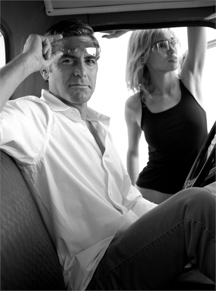George Clooney one of the sexiest men on the planet Cool11