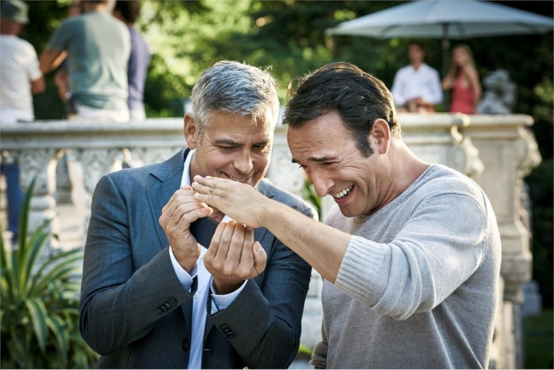 George Clooney and JEAN DUJARDIN doing a new NESPRESSO SPOT - Page 4 It10