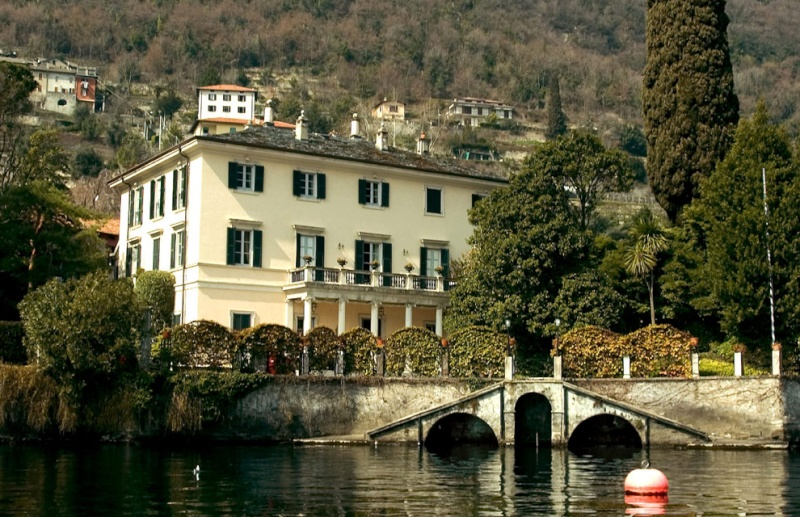 George Clooney's House in Lake Como, Milan, Italy - Page 7 Ital10
