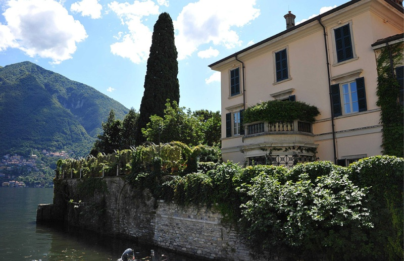 George Clooney's House in Lake Como, Milan, Italy - Page 7 Ital310