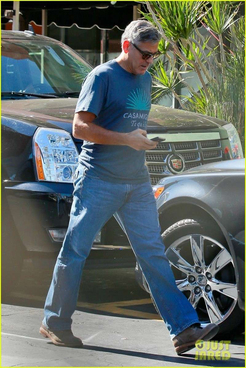 George Going To Chiropractor Appointment Tuesday, 10-21-14 Ja312