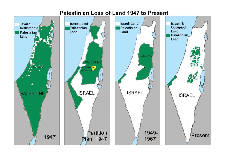 Palestine / Israel Conflict Pala11