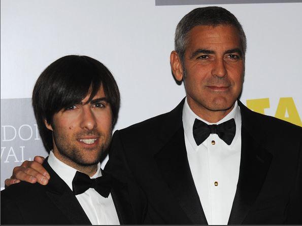 Jason Schwartzman about meeting George Clooney Pic15