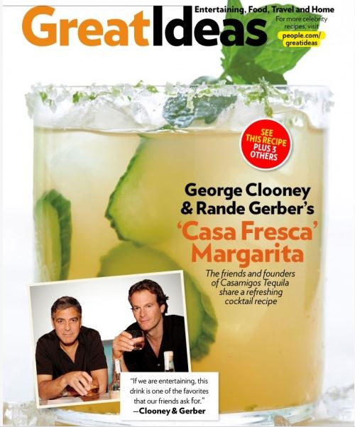 George Clooney and Rande Gerber's Casamigos tequila GENERAL THREAD - Page 8 Sevens10