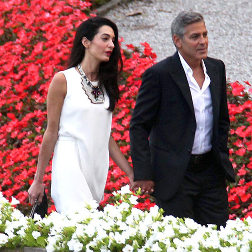 Photos surface of Clooney and Amal scouting wedding venues at Lake Como Ven11