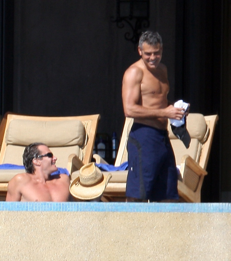 George Clooney one of the sexiest men on the planet What11