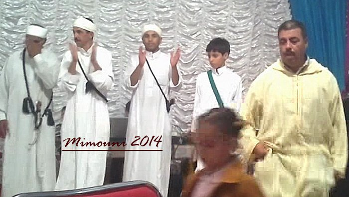 روعة و قمة أهياض في قلب قرية أولاد ميمون بمشاركة شيخ سيدي بيبي أولاد ميمون و سعيد بنداود Mimoun19