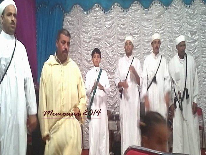 Ahyad Ouled Mimoune avec Mimouni et le Cheikh Mimoun21