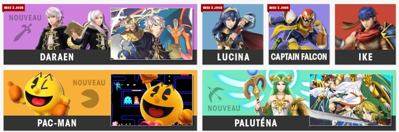 Le roster final de Super Smash Bros. for Wii U / 3DS (Débat/Discussion) Lucina10