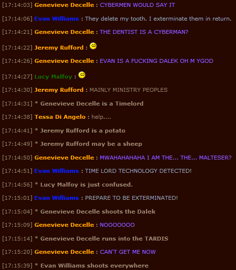 Funny Chatbox Moments Exterm10