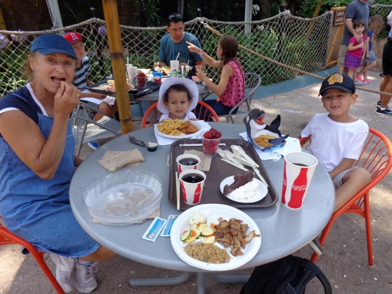 Notre inoubliable périple californien du 25 juin au 16 juillet 2013 (San Francisco, Yosemite, Los Angeles, Legoland, San Diego Zoo & SeaWorld et... DISNEYLAND!)  - Page 11 10511