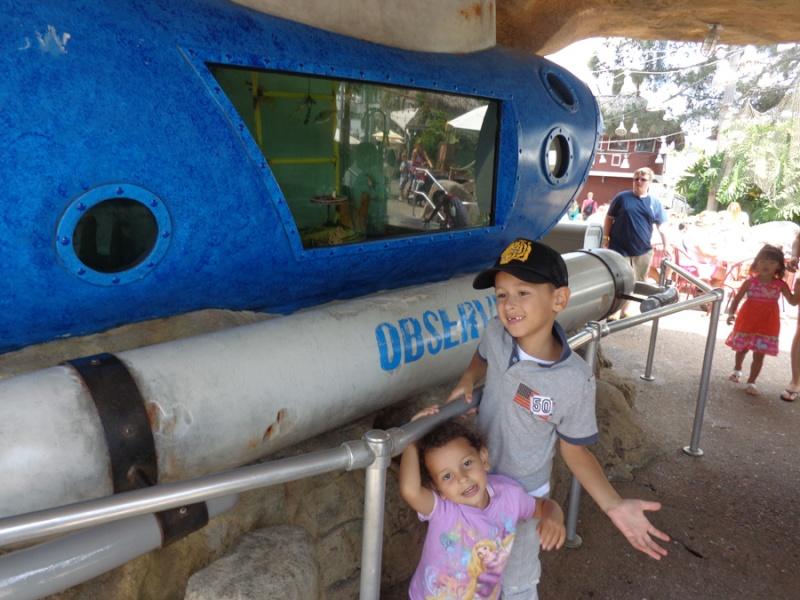 Notre inoubliable périple californien du 25 juin au 16 juillet 2013 (San Francisco, Yosemite, Los Angeles, Legoland, San Diego Zoo & SeaWorld et... DISNEYLAND!)  - Page 11 10911