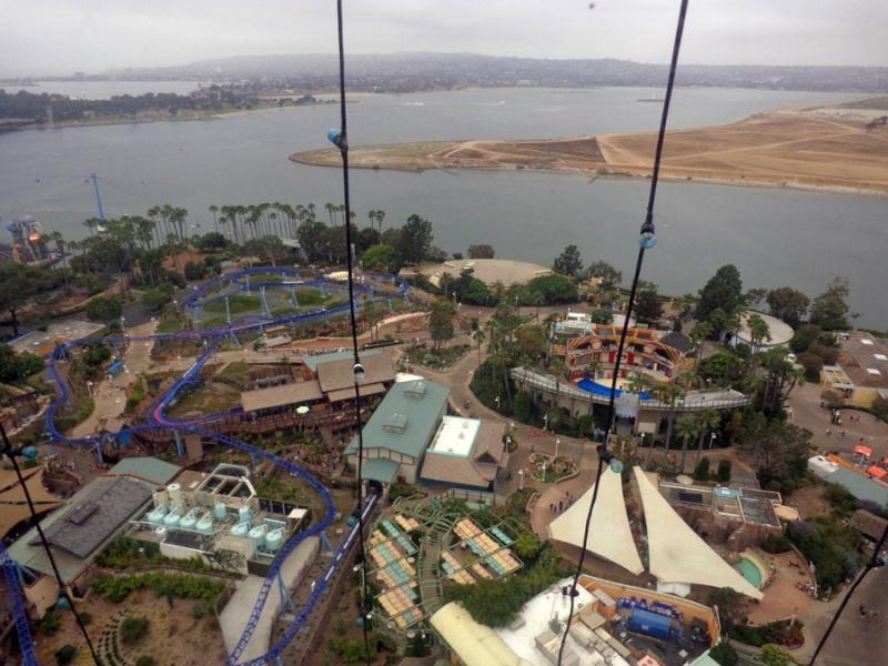 Notre inoubliable périple californien du 25 juin au 16 juillet 2013 (San Francisco, Yosemite, Los Angeles, Legoland, San Diego Zoo & SeaWorld et... DISNEYLAND!)  - Page 11 6512