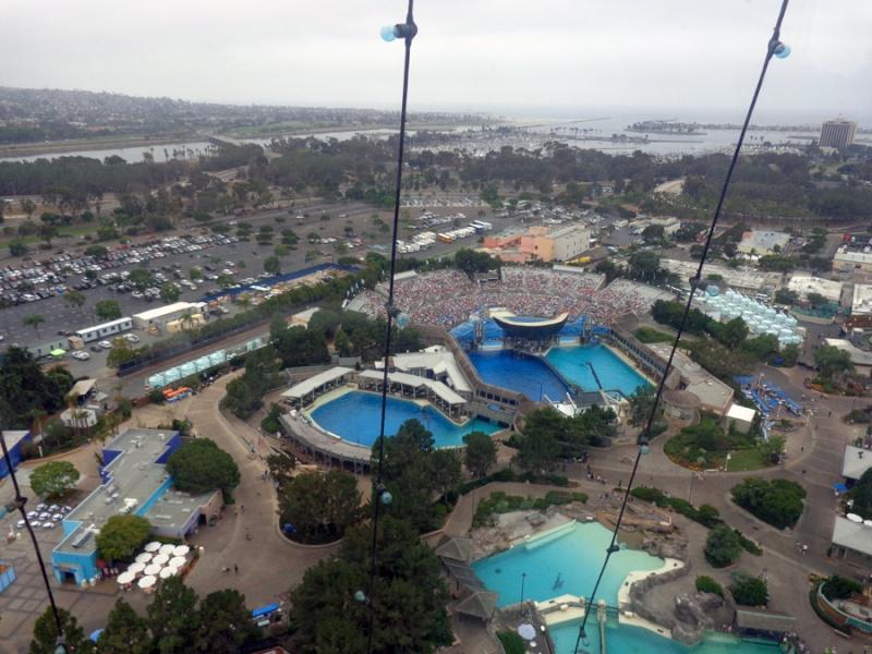 Notre inoubliable périple californien du 25 juin au 16 juillet 2013 (San Francisco, Yosemite, Los Angeles, Legoland, San Diego Zoo & SeaWorld et... DISNEYLAND!)  - Page 11 6812