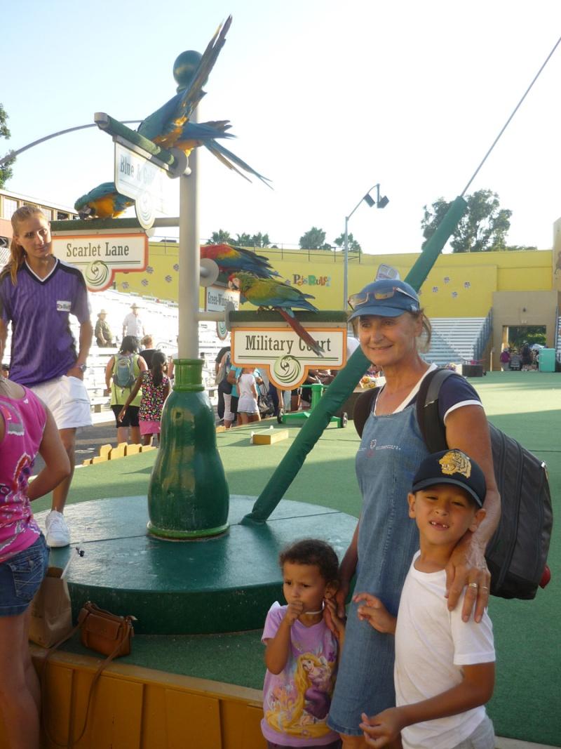 Notre inoubliable périple californien du 25 juin au 16 juillet 2013 (San Francisco, Yosemite, Los Angeles, Legoland, San Diego Zoo & SeaWorld et... DISNEYLAND!)  - Page 11 9612