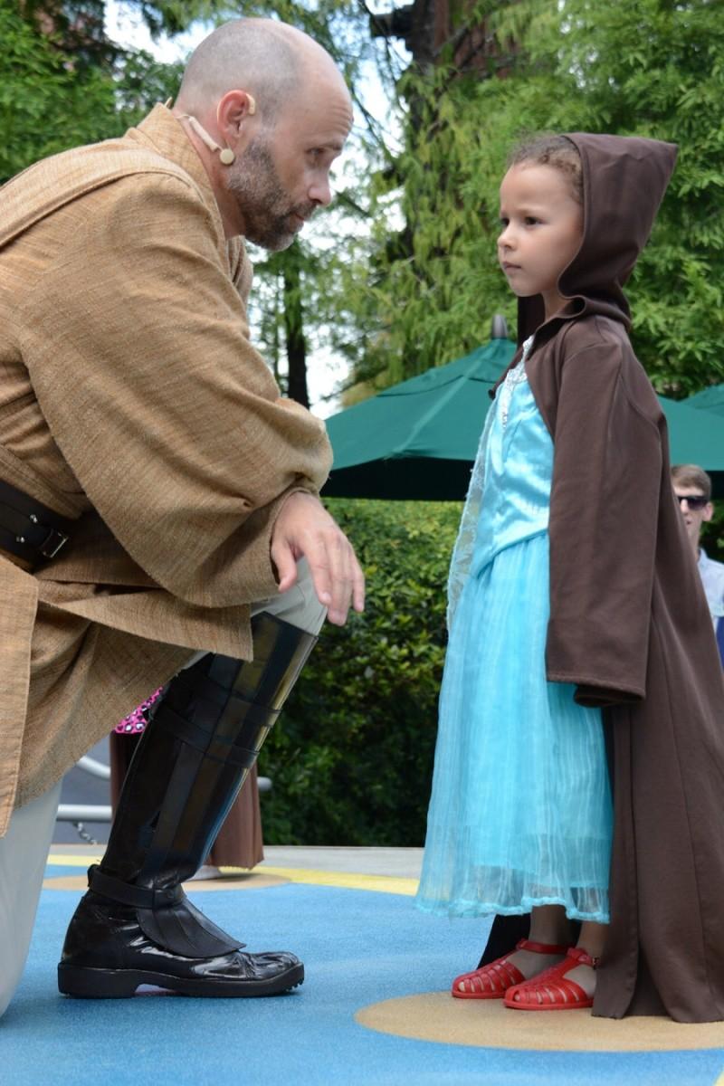 Mes 2 padawans formés à la Jedi Training Academy (SW) - aout 2014- A110