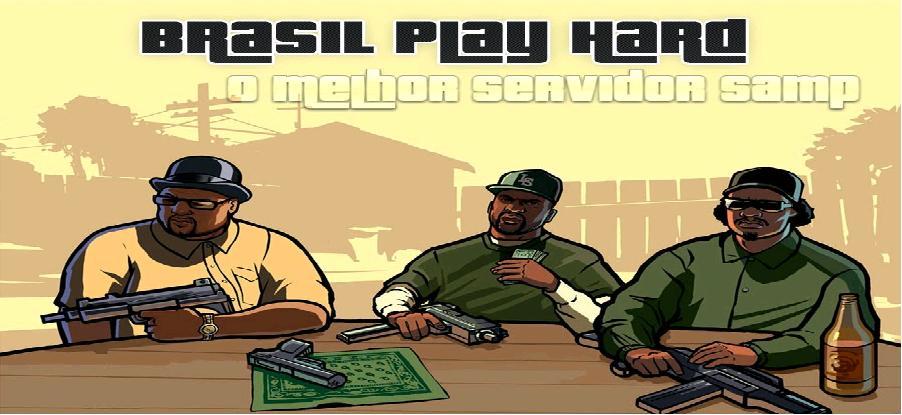 Brasil Play HarD - Seja Bem Vindo 132111