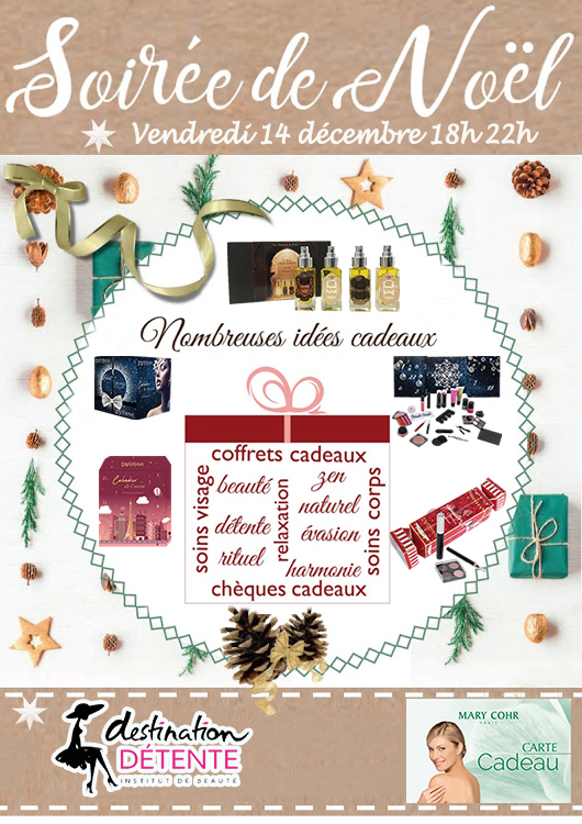 institut de beauté Noel Affich21