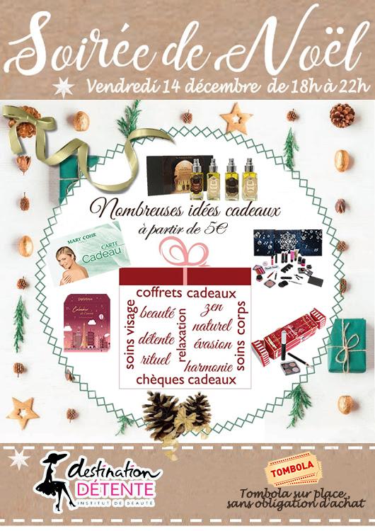 institut de beauté Noel Affich22