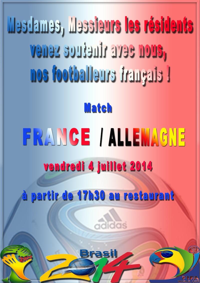 POUR ALAIN URGENT nouvelle affiche de foot ! Allema10