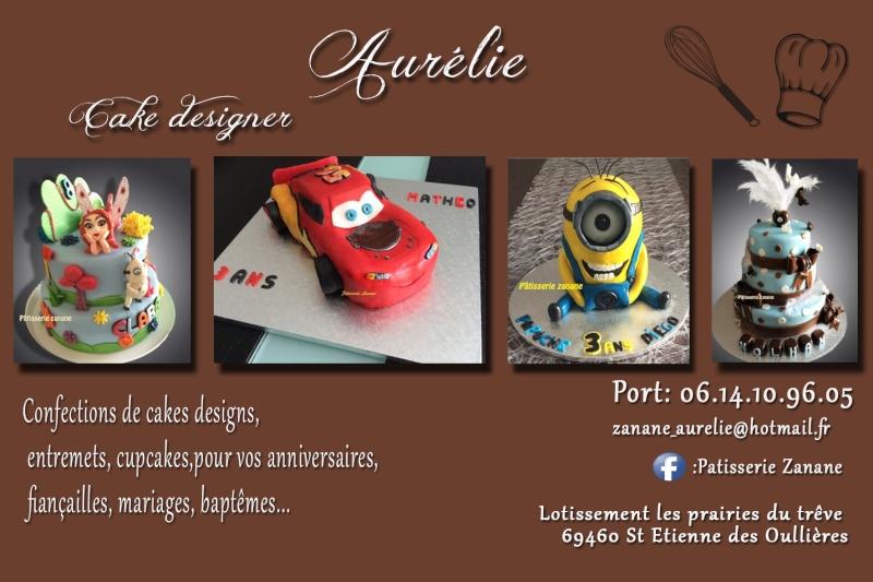 montage carte de visite cake design Aureli11