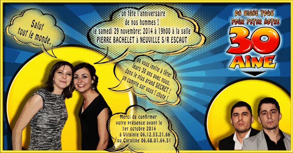 Montage photo pour Alain : carte d'invitation Bande_10
