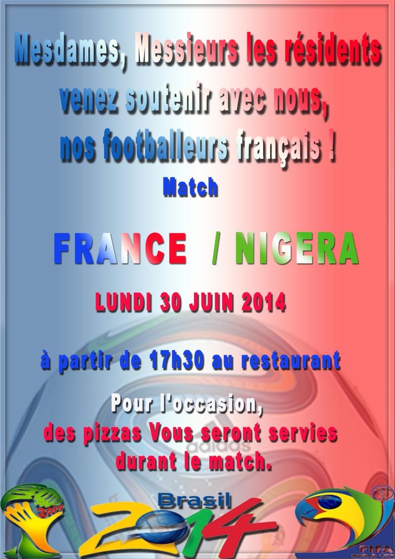 Affiche de foot urgent Bresil10