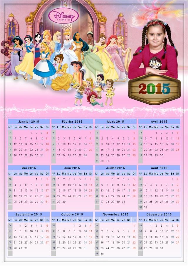 Carte de Bonne Année + calendrier Calend18
